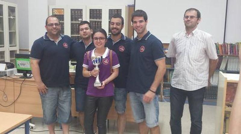 Roquetas campeón de la Copa por Equipos