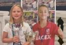 Yulia Valdivia y Ciro Revaliente premiados en el Campeonato de España de Ajedrez Benjamín