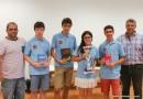 Roquetas campeón del Juvenil por Equipos