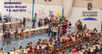 Circuito Escolar Provincial de Ajedrez 2016