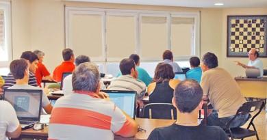 Seminario de Pep Suárez y Curso de Monitor Provincial 2016