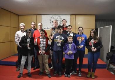 Avelino Moreno y Alba Gazquez campeones provinciales juveniles 2015/2016