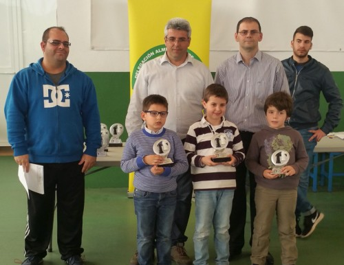 campeones sub8 2015/16