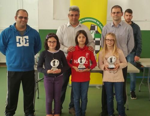 campeonas sub10 2015/16