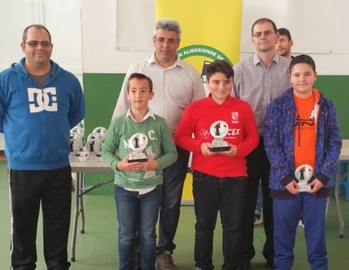 campeones sub12 2015/16