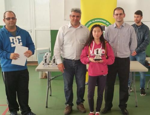 campeona sub14 2015/16