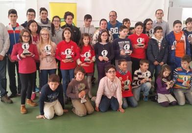 Finaliza el campeonato por Edades de Almeria 2015/16