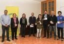 Jesús María Esteban y Cristina Cabrera campeones Absolutos Provinciales