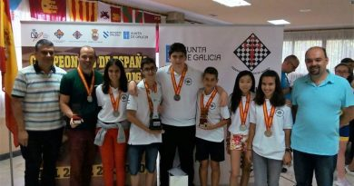 La Seleccion Andaluza con Laura Wang subcampeona de España Sub14