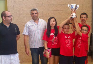 Indalo Nacex campeón del Juvenil por Equipos