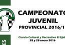 Campeonato Juvenil Provincial de Almeria