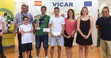 Ivan Vazquez es el Campeón Provincial de Ajedrez Activo 2017