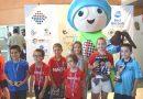 Resultados de los almerienses en el Campeonato de España Sub08