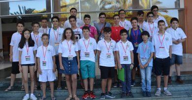 Resultados de los almerienses en los Campeonatos de España Sub14 y Rápido