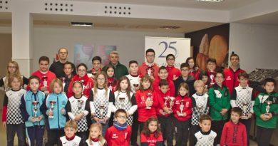 Campeones de Almeria por Edades sub 08 a sub16 2018