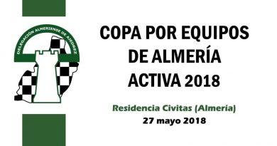 Copa por Equipos de Almería Activa 2018