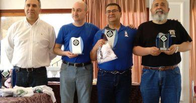 José Juan Rubio Tapia gana el Campeonato de Andalucía Veterano 2018