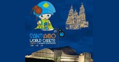 Campeonatos del Mundo de sub8 a sub 12 en Santiago de Compostela