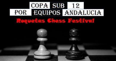 Copa Sub 12 por Equipos de Andalucía
