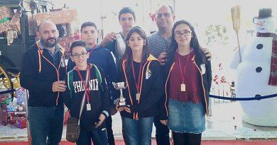 La Selección Almeriense Sub12 queda empatada con el subcampeón de España por Equipos