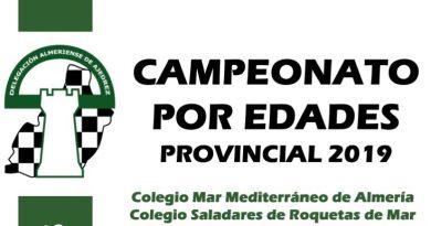 Campeonato por Edades de Almería 2019