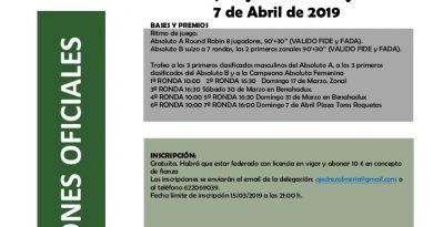 Campeonato Absoluto de Almería