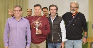 El Club de Ajedrez Torrebalerma es el campeón de la Segunda División Almeriense 2018