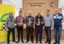 Jose Maldonado Fernandez y Luis Guillen Vazquez campeones Veteranos 2019
