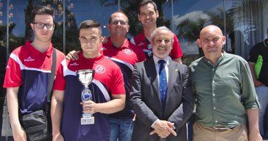 El equipo del Club de Roquetas gana la Copa  Provincial de 2019