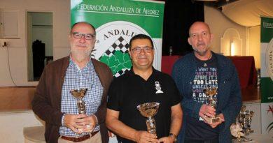 José Juan Rubio Tapia revalida su título de Campeón de Andalucía Veterano