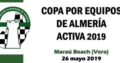 Copa por Equipos de Almería Activa 2019