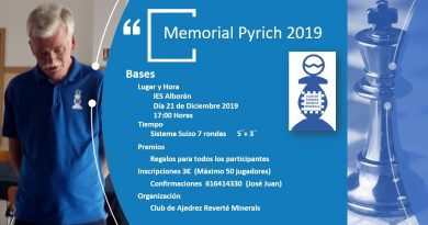 Memorial Pyrich 2019