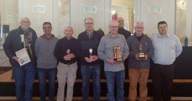 Campeonato de Andalucía de Veteranos.