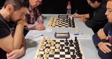 Campeonato Absoluto. Sede en concentración Pechina