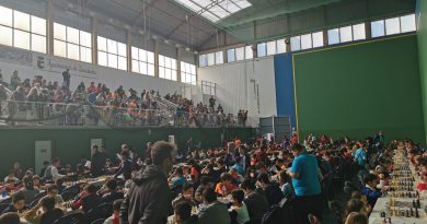 Segunda jornada del Circuito Provincial de Ajedrez  en Benahadux.