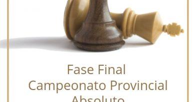Campeonato Absoluto Almería. Campeón y Campeona de Almería.