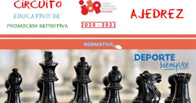 Circuito Educativo de Promoción Deportiva 2021 (Juegos Deportivos Provinciales)