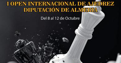 I Open Internacional Diputación de Almería 2021